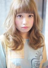 オシャレモテヘア☆ HAIR SNOBのヘアスタイル