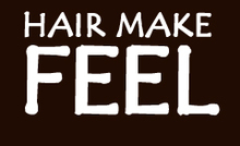 HAIR MAKE FEEL 本店  | ヘアーメイク フィール ホンテン  のロゴ