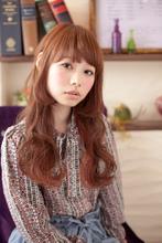 甘ふわ ドーリーロング★|HAIR'S Lunettaのヘアスタイル