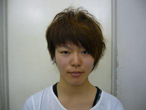 人とはちょっと違うスタイル|hausa./京急線金沢八景のヘアスタイル