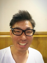 デコ出しで表情引き締めっ!|Hair Collection MOVEのメンズヘアスタイル