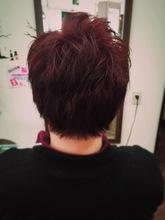 ロック!でも落ち着きのある雰囲気を出してくれるメンズスタイル|Hair Collection MOVEのメンズヘアスタイル