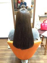 外国人のような透明感です|Hair Collection MOVEのヘアスタイル