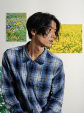 セクシーミディ|HEAVENS SHIBUYAのメンズヘアスタイル