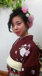 成人式|ヘア&フェイスサロン プリティ〜のヘアスタイル