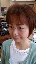 お手入れ簡単(^^♪|ヘア&フェイスサロン プリティ〜のヘアスタイル