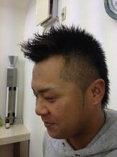 これで、就職バッチシ!?|肌ケアヘアサロンCUT PLAZA HOSOMIのメンズヘアスタイル