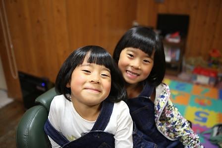 双子ちゃん♪|hair stage O2 紫野店のヘアスタイル