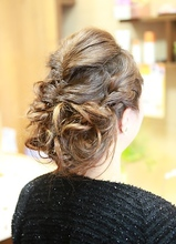 パーティー◆ヘアセット|hair stage O2 紫野店のヘアスタイル