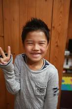 子供ショート|hair stage O2 紫野店のキッズヘアスタイル