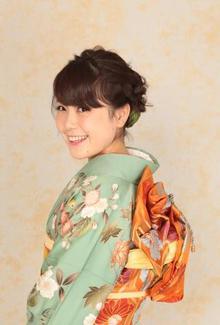 ◆成人式◆|hair stage O2 紫野店のヘアスタイル