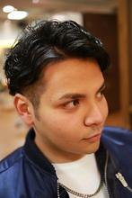 ◆メンズパーマ◆|hair stage O2 紫野店のメンズヘアスタイル