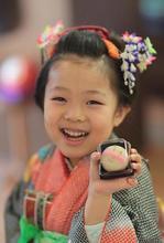 新日本髪 hair stage O2 紫野店のキッズヘアスタイル