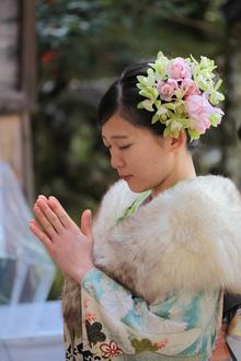 生花盛|hair stage O2 紫野店のヘアスタイル
