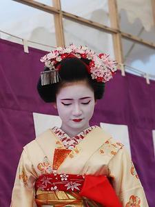舞妓さん|hair stage O2 紫野店のヘアスタイル