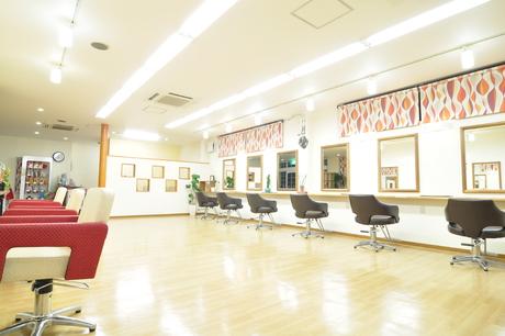 Hygge〜ヒュッゲ〜/富士市美容室・富士市美容院・松岡