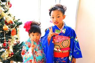 姉妹で可愛く!!|Hygge〜ヒュッゲ〜/富士市美容室・富士市美容院・松岡のキッズヘアスタイル