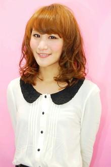 エアリーウェーブ|SIECLE hair&spa 渋谷店のヘアスタイル
