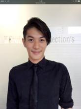 ツーブロック モード系シャギーレイヤーボブ|KENJI hair collection's 西宮店のメンズヘアスタイル