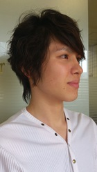 ふんわりナチュラルなウェーブスタイル|KENJI hair collection's 西宮店のメンズヘアスタイル