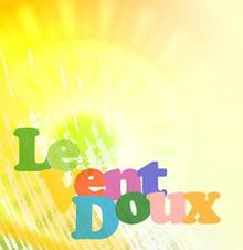 le vent doux 〜ル・ヴァン・ドゥ〜  | ル・ヴァン・ドゥ  のロゴ