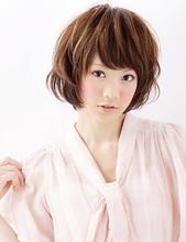 エアリーマッシュ|Libra hair spa 羽倉崎店のヘアスタイル