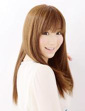 ナチュラルストレート|Libra hair spa 貝塚店のヘアスタイル