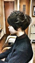 クールビューティーヘア madameのヘアスタイル