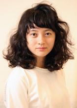 ミディアムボブパーマ|MARCCOのヘアスタイル