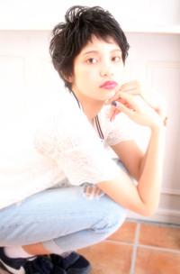 【Maria by afloat】ベイビーバングカジュアルショート♪