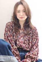 大人可愛いカジュアルロング☆ Maria by afloatのヘアスタイル