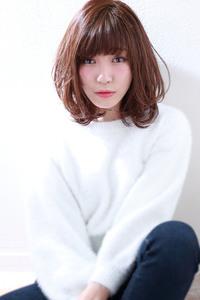 Maria by afloatワンカール小顔大人ボブ♪