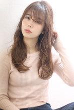 ゆるふわ外国人風なニュアンスパーマ|Maria by afloatのヘアスタイル