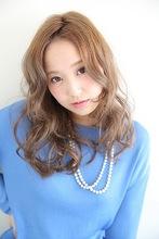 ミディアムフレンチカール|MASHU 北堀江店のヘアスタイル