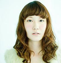 fairy long |MASHU あべのNiNi店のヘアスタイル