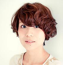 chocolate carl|MASHU あべのNiNi店のヘアスタイル