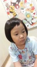 ママ&キッズカット ¥3780