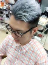 ハイトーンでガッツリ攻めたい方へ☆|MEGAMI BeautyShop 西淀川区 塚本店のメンズヘアスタイル