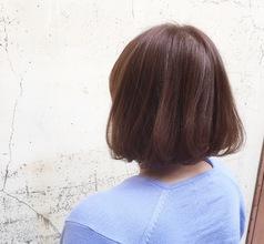 ツヤ感と上品さを併せ持つカラー(*'ω'*)|MEGAMI BeautyShop 西淀川区 塚本店のヘアスタイル