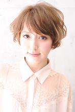 ショートスタイルは特に髪型で印象がかわります☆|Michelle by afloatのヘアスタイル