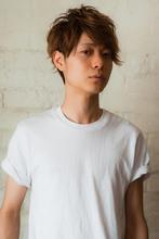 ストリートでハイなネオショート|MINX aoyamaのメンズヘアスタイル