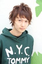 クールもハードもお任せ!万能ショート!|MINX aoyamaのメンズヘアスタイル