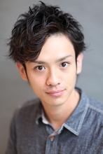 前髪の立ち上がりにより男度急上昇♪|MINX aoyamaのメンズヘアスタイル
