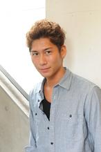 大人男子に似合う外国人風クールヘア|MINX aoyamaのメンズヘアスタイル