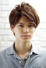 三浦春馬風さわやかショート|MINX 銀座店のメンズヘアスタイル