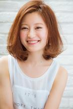オトナ女子から人気、上戸彩風 ヘルシーボブ|MINX 銀座店のヘアスタイル