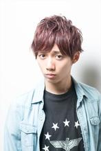 【MINX】人気メンズ髪型!ツーブロックショート☆|MINX harajukuのヘアスタイル