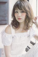 イルミナカラーのセンシュアルミディ|MINX harajukuのヘアスタイル