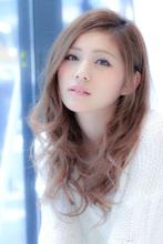 ゆるふわスウィートカール|Nozのヘアスタイル