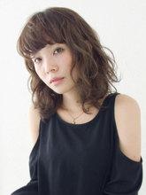リラクシーウェーブ☆ Of HAIR 銀座店のヘアスタイル